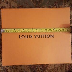 LOUIS VUITTON LARGE BOX